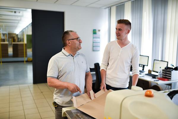 Entwicklungsteam der Josef Schulte GmbH
